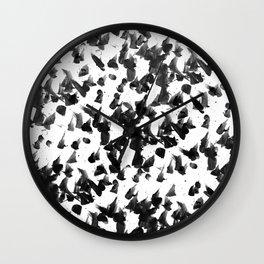 splash6 Wall Clock