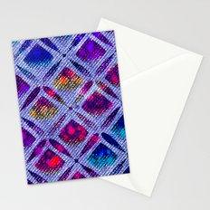 Pollock goes Amish no21 Stationery Cards