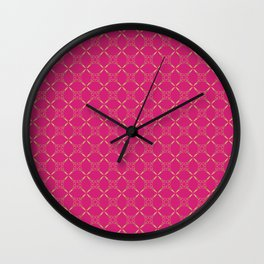 Fashion Scissors Wall Clock
