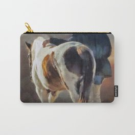 Cowboy Blues Carry-All Pouch