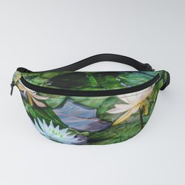 Lilly pond Fanny Pack