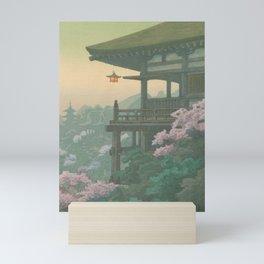 Sakura Bloom in Japan Mini Art Print