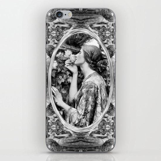 Soul Rose iPhone & iPod Skin
