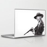 lee pace Laptop & iPad Skins featuring Lee by Rik Reimert