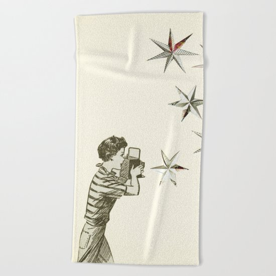Shutterbug Beach Towel
