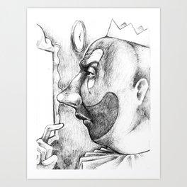 Timelies Art Print