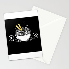 Ramen Noodles Should Fire My Genius Design Stationery Cards