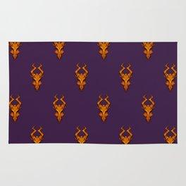 Royal Beasts - Pattern Rug