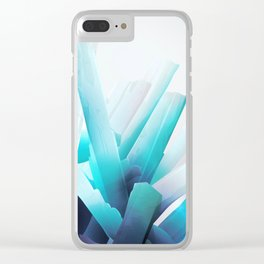 Crystal Madness Clear iPhone Case