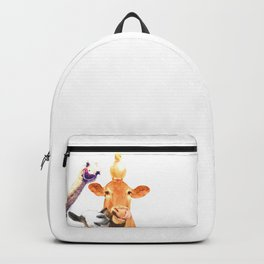Farm Animal Friends Backpack