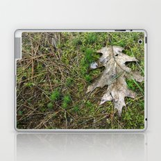Oak Leaf Laptop & iPad Skin