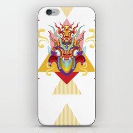 Peru Diablada - Devil iPhone Skin