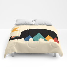 Dream In The Air Comforters