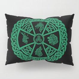 Celtic Nature 2 Pillow Sham