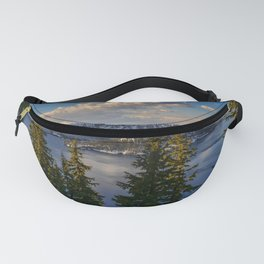 Crater Lake - Spring Fanny Pack