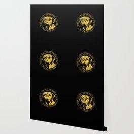 Golden Dogue de Bordeaux - French Mastiff Wallpaper