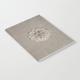 Flowers of Florence Notebook