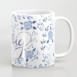 Koselig - Blue Coffee Mug