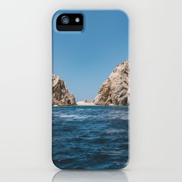 Lovers Beach iPhone Case