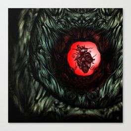 Inner Heart Canvas Print