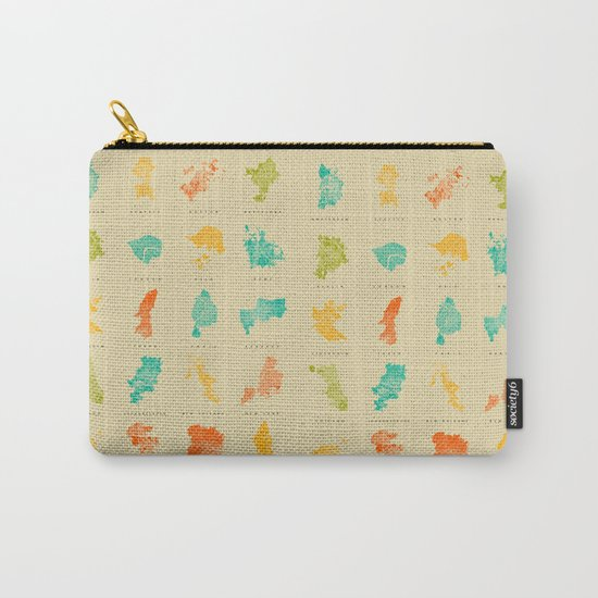 Pop Cities Carry-All Pouch