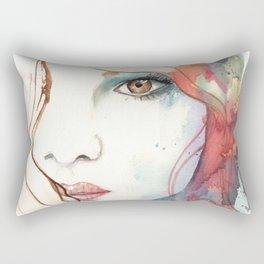 Girl ASD 01 Rectangular Pillow