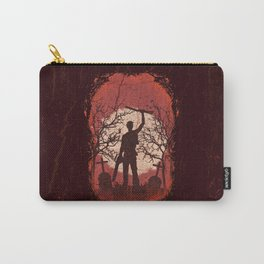 Ash Graves Carry-All Pouch