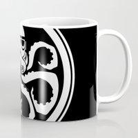 hydra Mugs featuring Hydra Trooper by Don Calamari