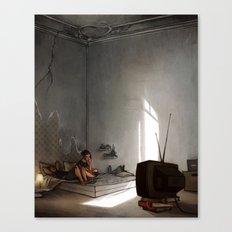 minimalists Canvas Print