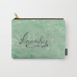 Peaceful Anarchy Carry-All Pouch