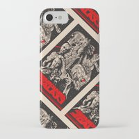 guardians of the galaxy iPhone & iPod Cases featuring Guardians of the Galaxy by Messypandas