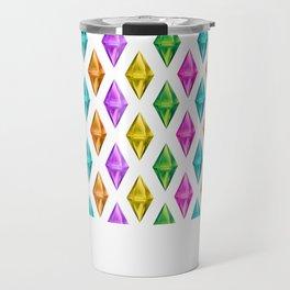 Diamond Plumbob Travel Mug