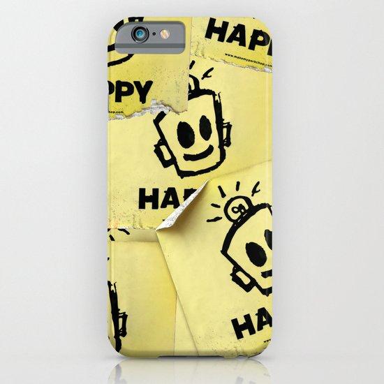 The Happy Sticker iPhone & iPod Case