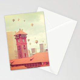 Portland Oregon Stationery Cards