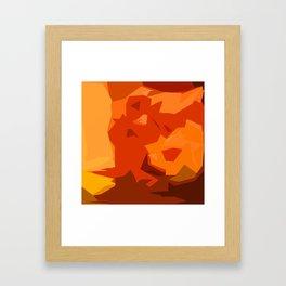 Done Deal Framed Art Print