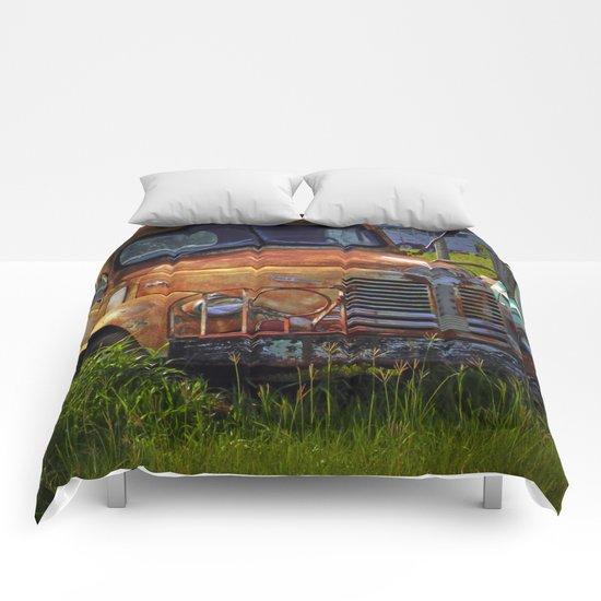 Old Truck Comforters