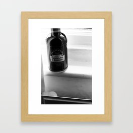 Dandelion&Burdock Framed Art Print