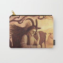 Vesna - A Compendium of Witches Carry-All Pouch