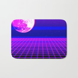 Once In A Neon Moon Bath Mat