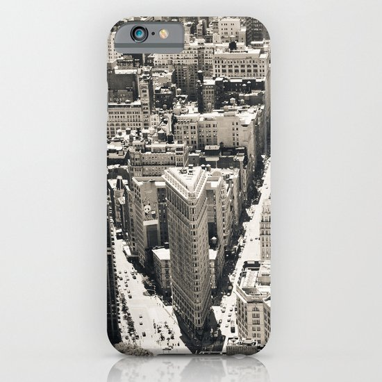 Flatiron iPhone & iPod Case