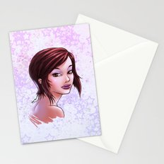 Lips & Stars Stationery Cards