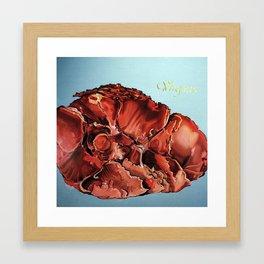 Ham Heaven Framed Art Print