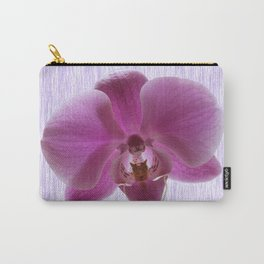 Pink Moth Orchid Carry-All Pouch