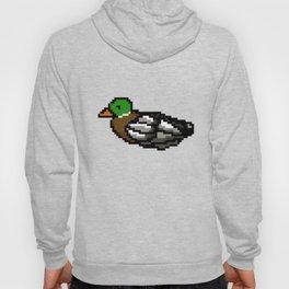 Duck Pixel Art Hoody