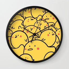 pioux Wall Clock