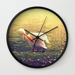 Itchy Wall Clock