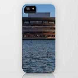 Copenhagen Opera House iPhone Case