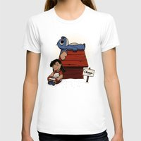 lilo and stitch T-shirts featuring Lilo & Stitch by le.duc