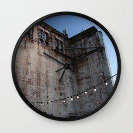 Powerhouse Building Wall Clock