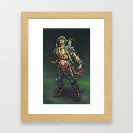 Sinbad Framed Art Print